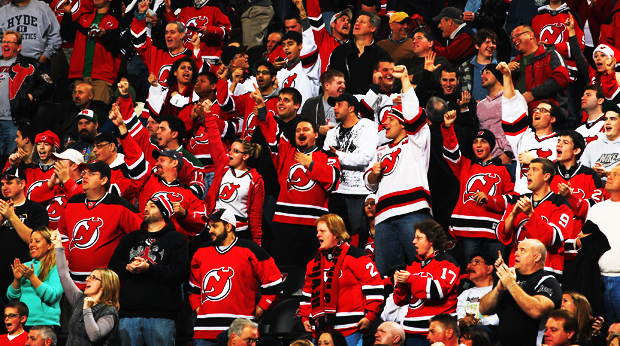 Image result for devils fans