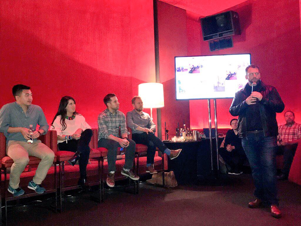 CMO Clubhouse as SXSW Startup Innovation Contest