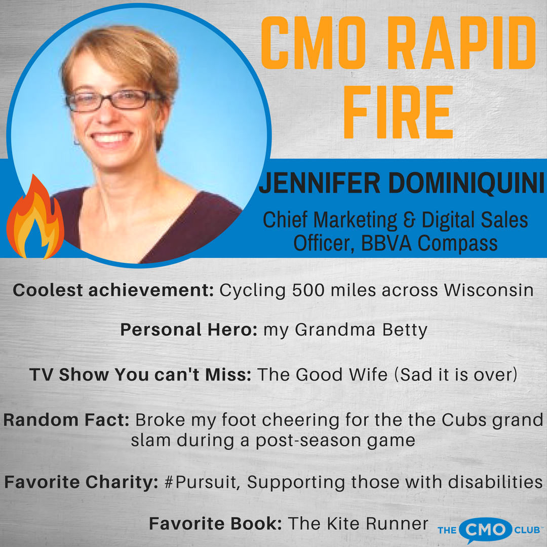 CMO RAPID FIRE, Instagram
