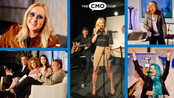 The CMO Club Summit Day 1
