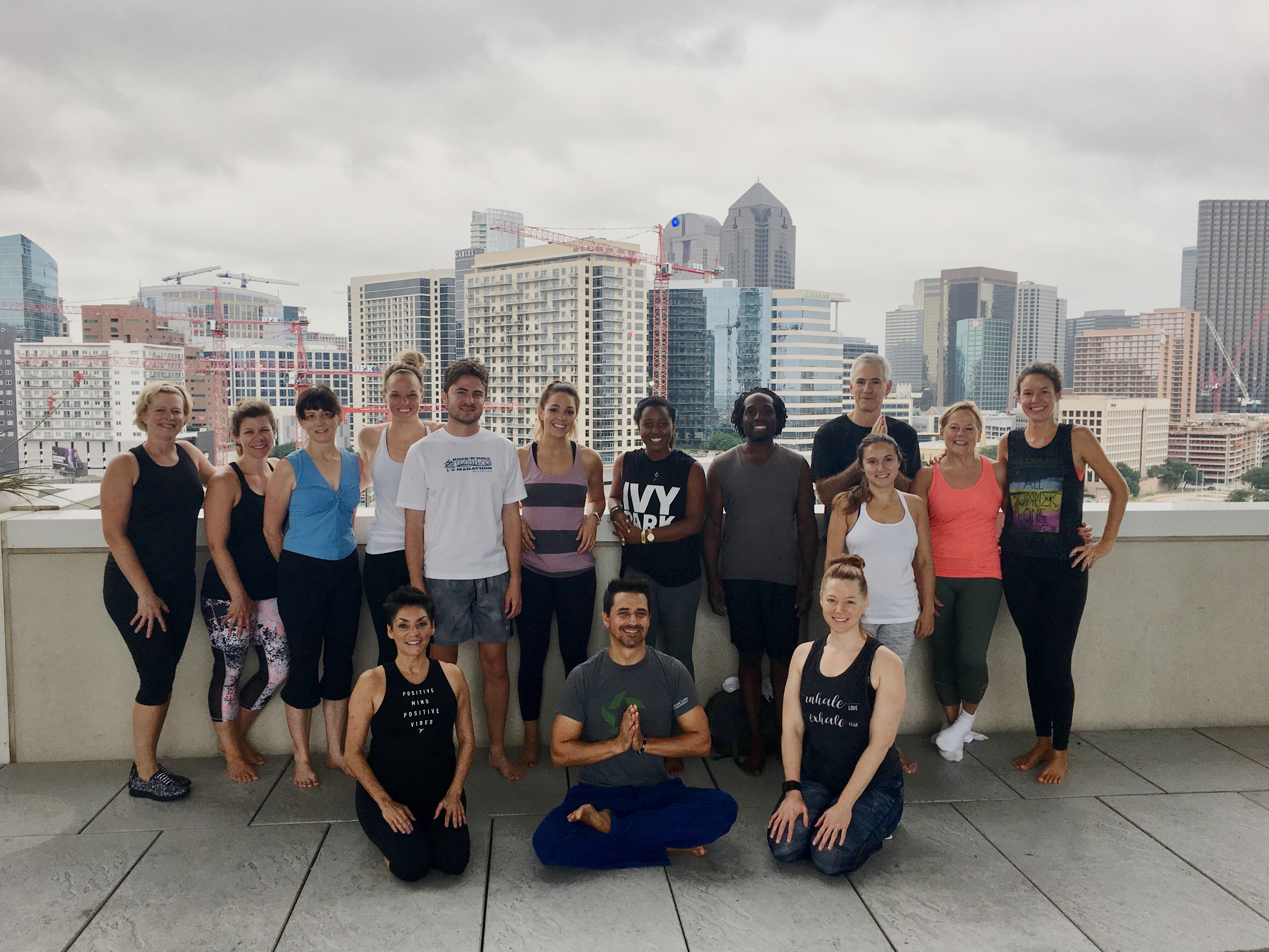 Marketing & Mentoring Summit Yoga