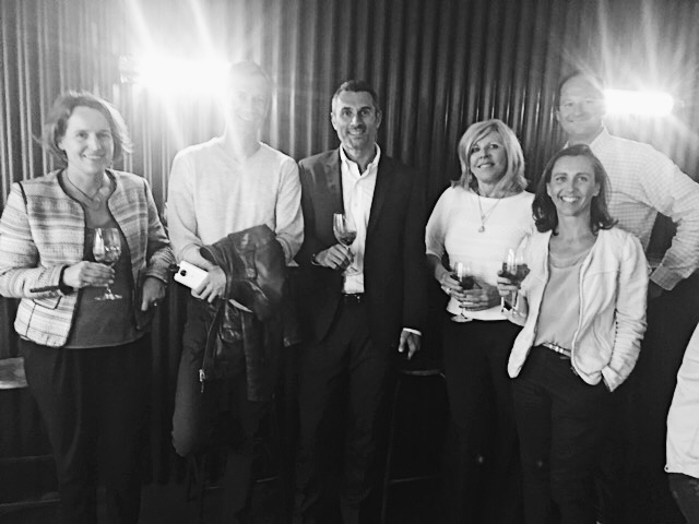 The CMO Club Paris Dinner 9.4.17