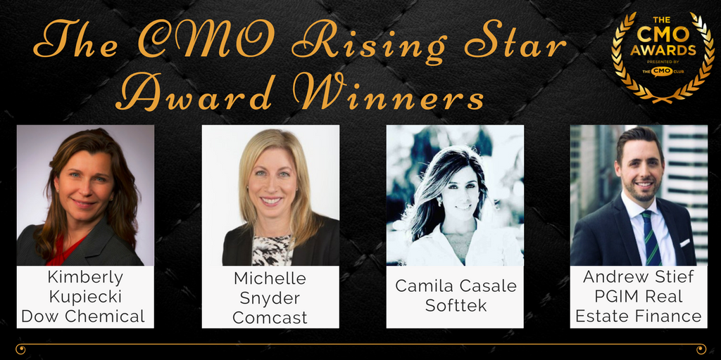 Rising Star - 2017 CMO Awards Winners