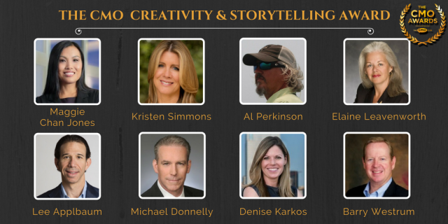 The CMO AWARDS Storytelling