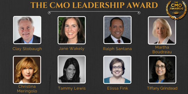 The CMO Awards Officers Award