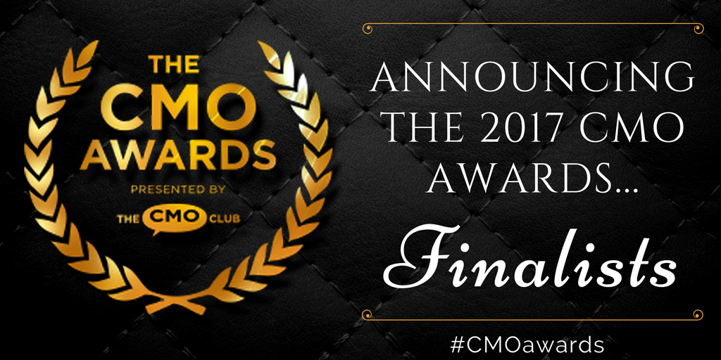 2017 CMO Awards Finalist - 1