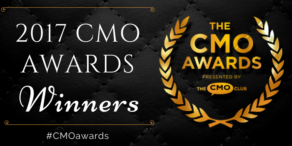 2017 CMO award Winners