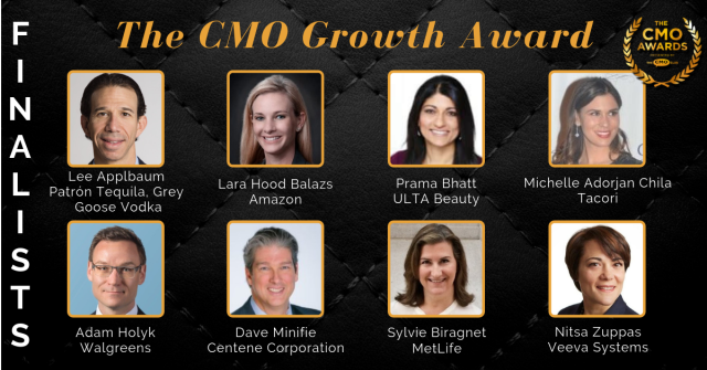 2018 CMO Awards Finalist (FB ad)