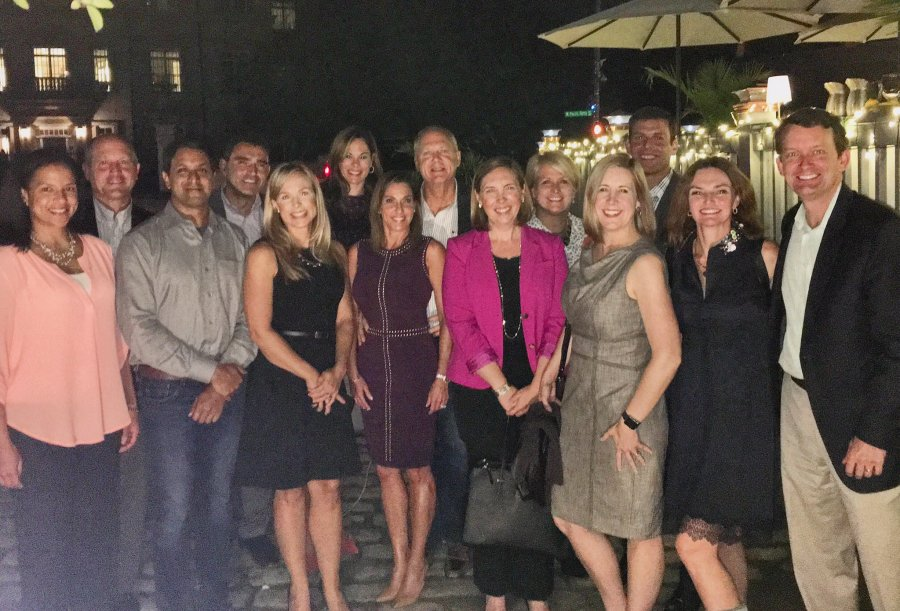 The CMO Club Atlanta Dinner 9.18.17