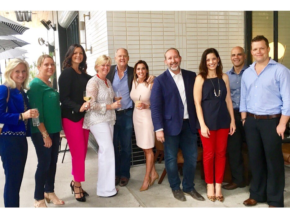 The CMO Club Austin Dinner Sept. 19th 2017