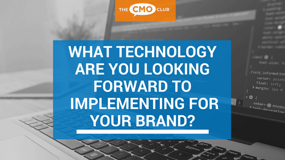 The CMO Club CMO MarTech