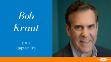 Bob Kraut - CMO Club - Chapter President