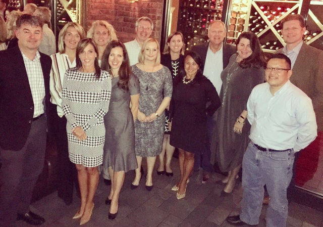 The CMO Club Boston Dinner 5.10.17