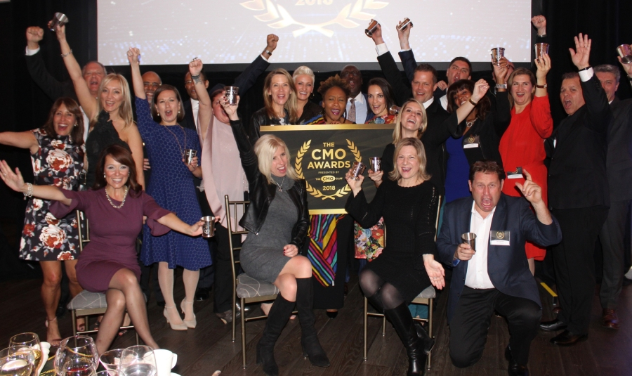2018 CMO Awards held in Manhattan, N.Y.