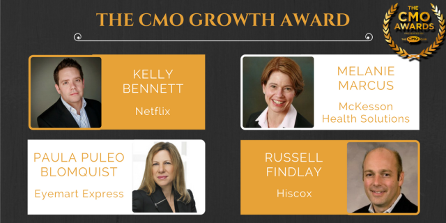 CMO Growth Award