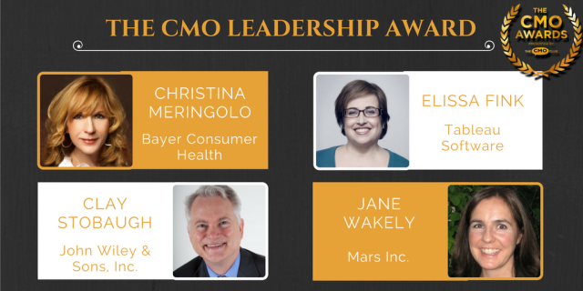 CMO Leadership Award