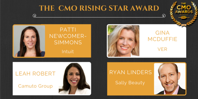 CMO Rising Star Award