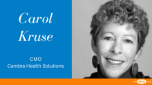 Carol Kruse - CMO Club - Chapter President