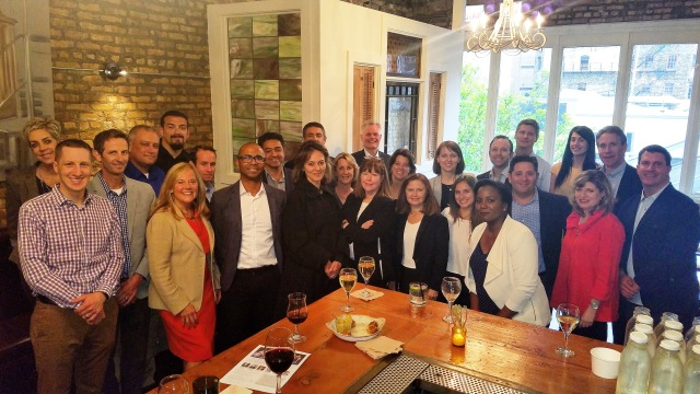 The CMO Club Chicago Dinner 5.15.17