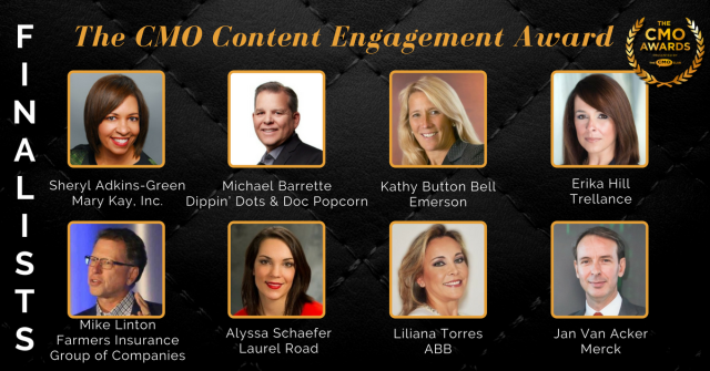 Content Engagement Finalists 2018