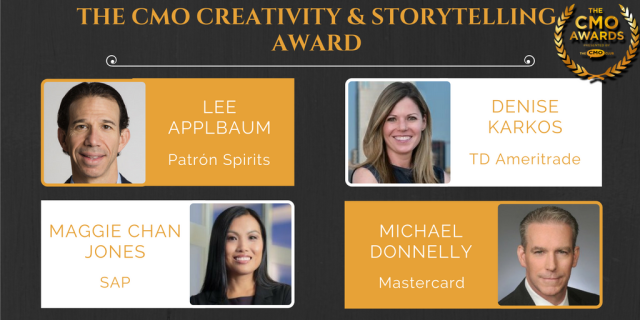 Creativity Storytelling Award