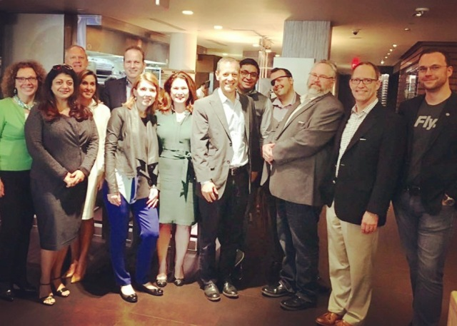 The CMO Club DC Dinner 5.11.17