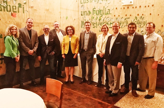 The CMO Club DC Dinner 9.13.17
