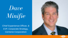 Dave Minifie - CMO Club - Chapter President