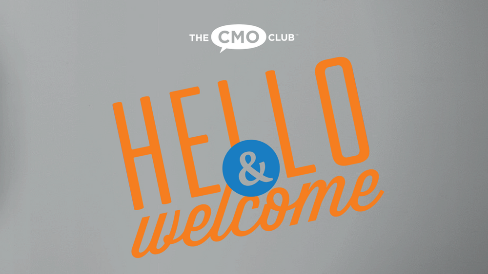 Jan. 2018 New CMO Club Members