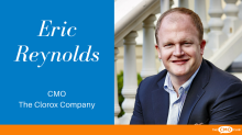 Eric Reynolds - CMO Club - Chapter President