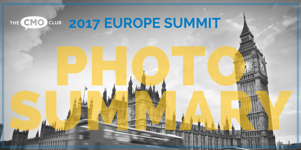 2017 Europe Innovation and Inspiration Summit 2017