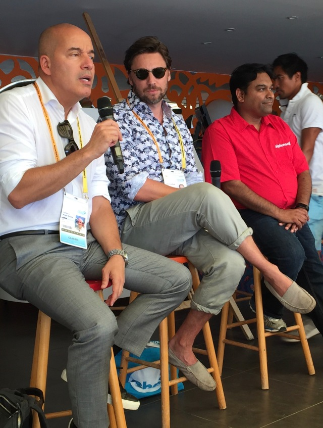 """""""TV and Advertising in the World of Multiple Devices"""" CMO Clubhouse at Cannes Lions"""