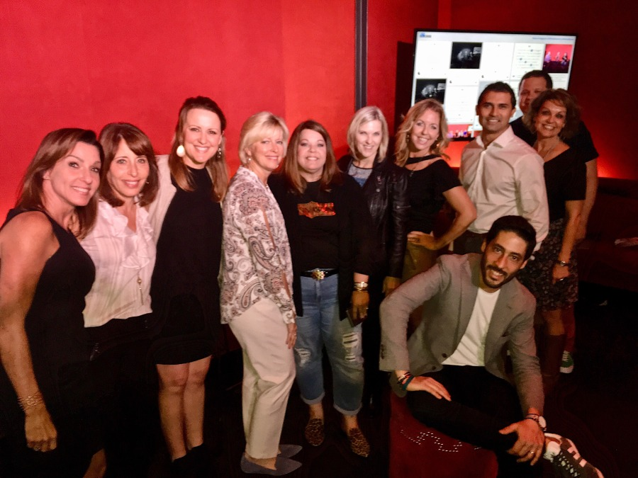 Great group of marketers in The CMO ClubHouse
