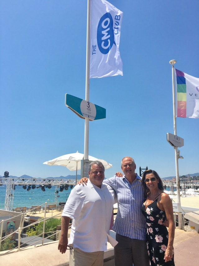 CMO Clubhouse Flag Cannes Lions 2017