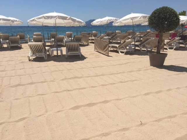 CMO Clubhouse At Cannes Lions beach