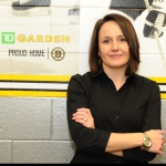 Jen Compton, VP of Marketing, Boston Bruins
