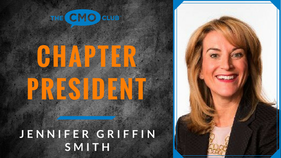 Jennifer Smith Boston CMO Club Chapter President