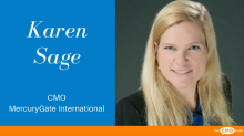 Karen Sage - CMO Club - Chapter President