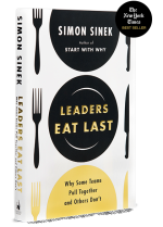 Leaders Eat Last - CMO Book Club