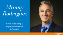 Manny Rodriguez - CMO Club - Chapter President