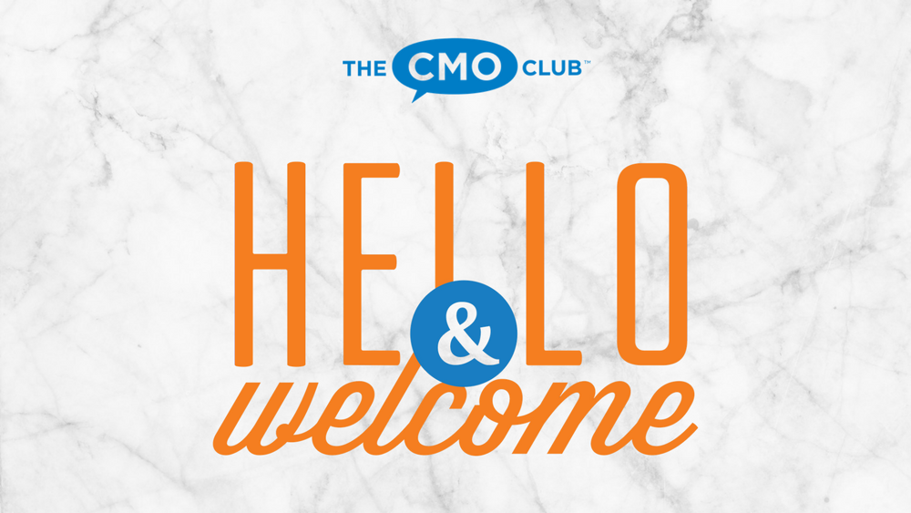 New CMO Club Mbrs Feb. 2018