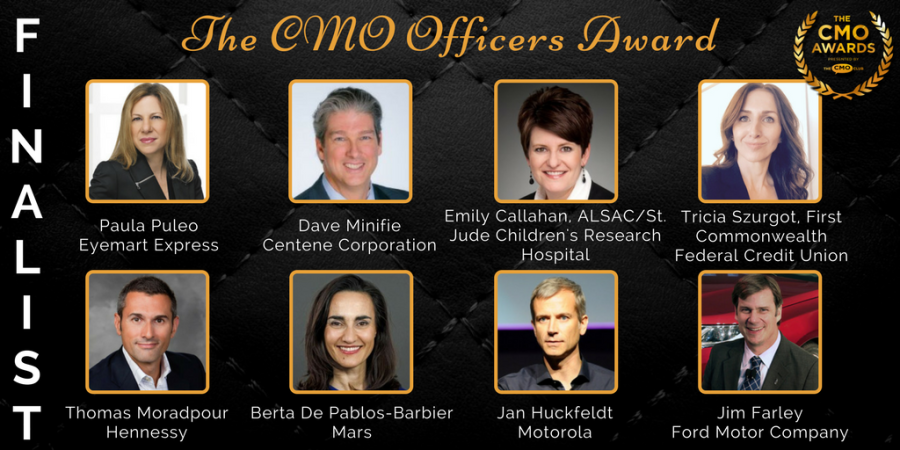 Officers Award - 2017 CMO Awards Finalist