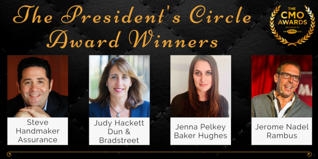 President's Circle Award Winners