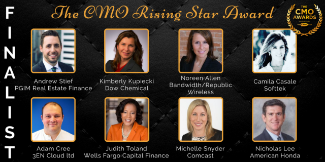 Rising Star Award - 2017 CMO