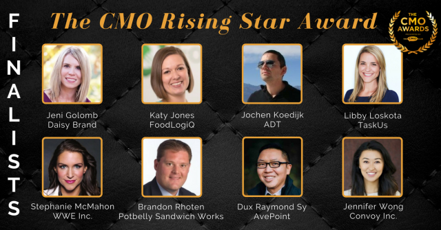 Rising Star Finalists 2018
