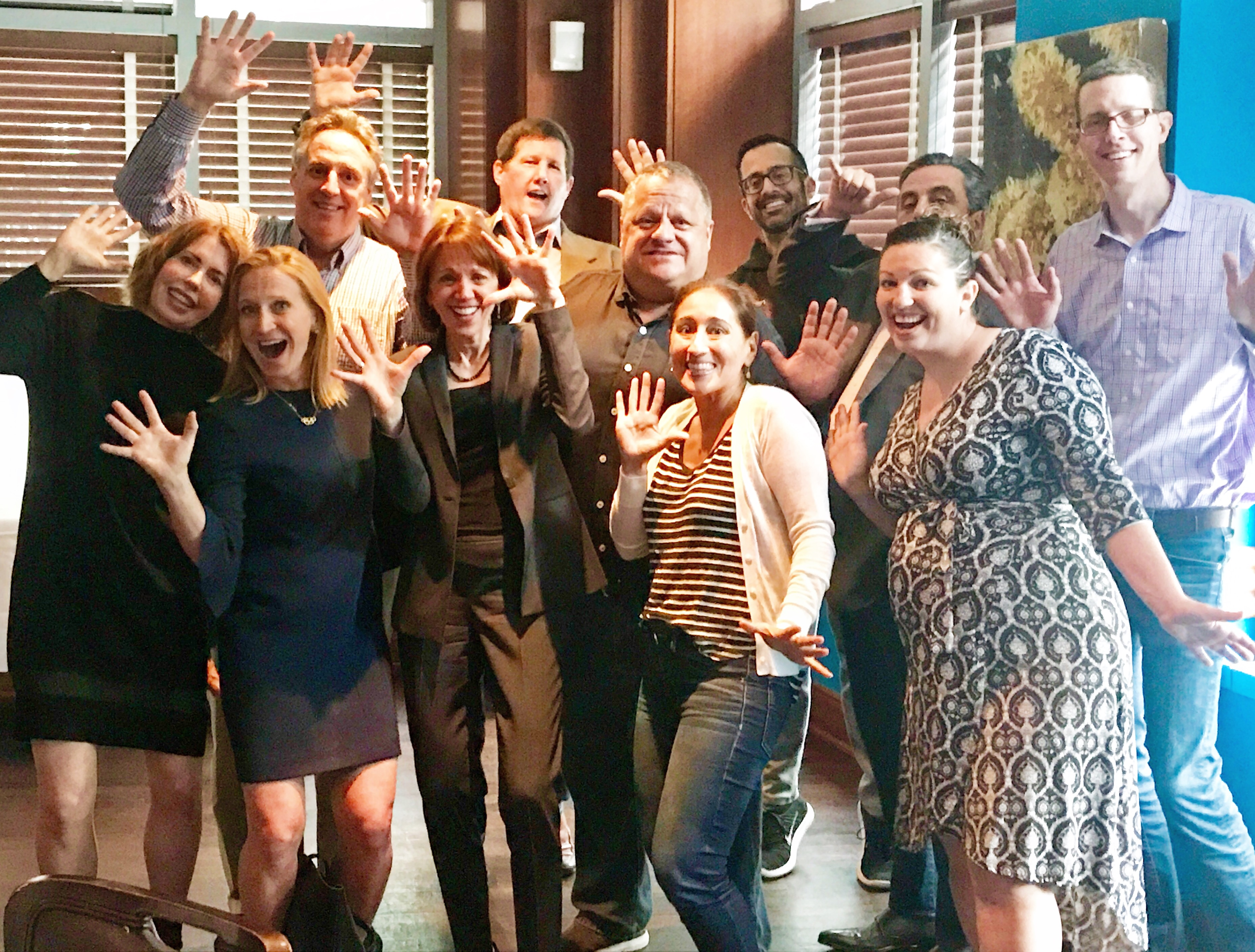 The CMO Club Seattle Dinner 5.24.17