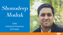 Shonodeep Modak - CMO Club - Chapter President