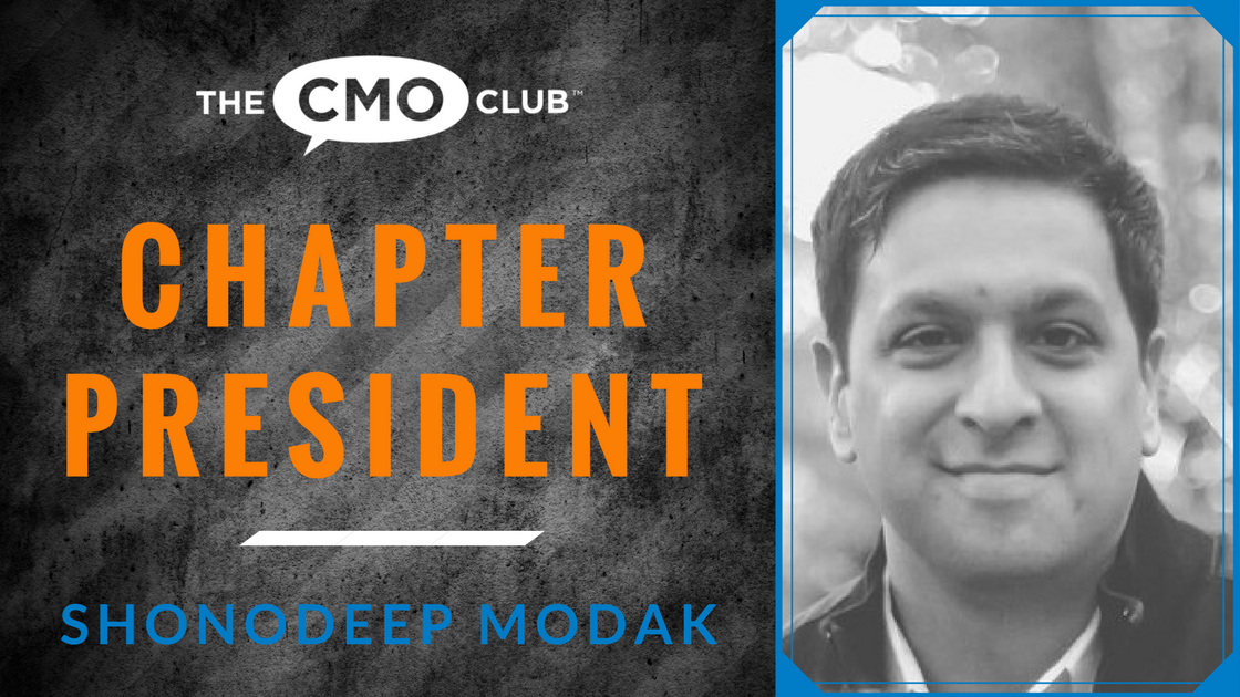 Shonodeep Modak Chapter President Blog Post
