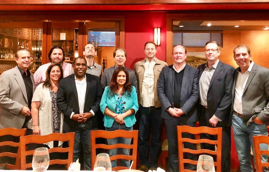 Silicon Valley Dinner 6.4.18