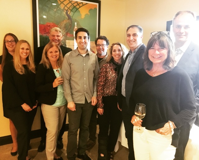 The CMO Club Silicon Valley Dinner 6.7.17